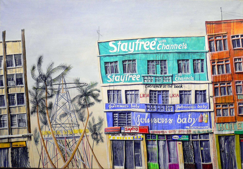 Kenya/Mombasa, Stayfree 1