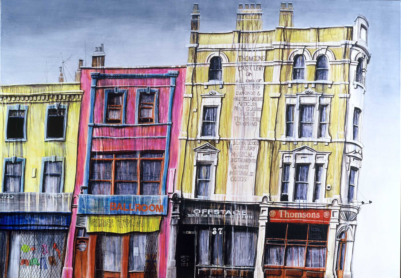 London, Camden Town 2