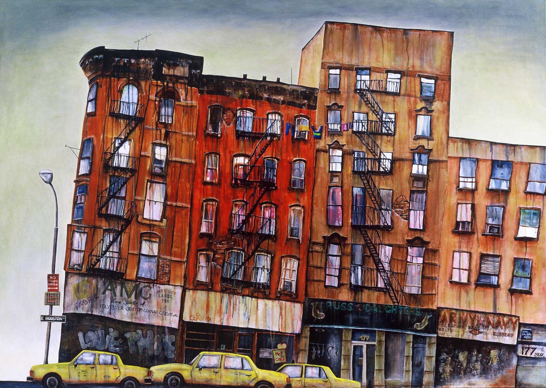 New York, Yellow Cabs