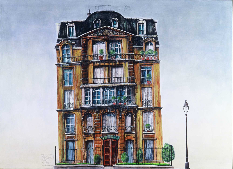Paris, Villa